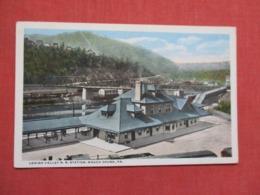 Lehigh Valley R.R. Station  Mauch Chunk   Pennsylvania  ----ref 3665 - United States