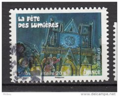 France, église, Church, Fête Des Lumières - Kerken En Kathedralen