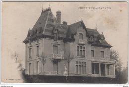 JUJURIEUX SUR PARADIS - France