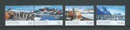 Australian Antarctic Territory 2004 Mawson Base Set Of 4 MNH - Unused Stamps