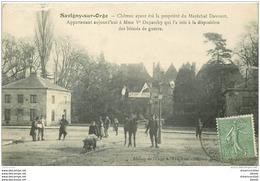 K. 91 SAVIGNY-SUR-ORGE. Château Duparchy 1921 - Savigny Sur Orge