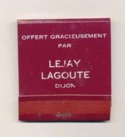 LEJAY LAGOUTE - Boites D'allumettes