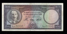 AFGHANISTAN ,1948-57, 100 Afghanis . Pick#34. VF/XF - Afghanistan