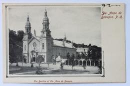 Ste. Anne De Beaupre, P.Q. Quebec, Canada, Early 1900s - Ste. Anne De Beaupré