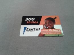 Congo - Nice Prepaid Phonecard - Congo