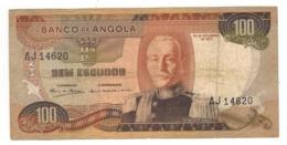 Angola 100 Escudos 1972. F. - Angola