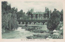 465 LE MARAIS POITEVIN                         LE CHATEAU D ARCAIS - Coulonges-sur-l'Autize