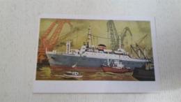 URSS Chalutier Nikolai Ostrovsky Années - Fischerei