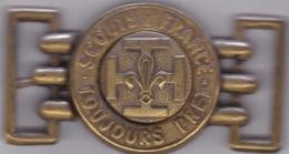 BOUCLE DE CEINTURE - Scoutisme