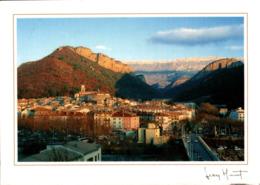 Digne Les Bains Et La Montagne Des Dourbes 2010  CPM Ou CPSM - Digne