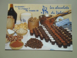 SEINE MARITIME ETRETAT MANOIR DE CATEUIL ROUTE DU HAVRE LES CHOCOLATS DU VALAINE - Etretat