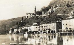 7-3360-MORCOTE-VEDUTA GENERALE-AL RETRO ANNULLO-FIERA SVIZZERA DI LUGANO-3-18 X 1953 - TI Tessin