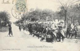 L'Infanterie En Manoeuvres - La Halte Horaire - Librairie Militaire Guérin - Manoeuvres
