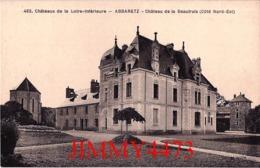 CPA - ABBARETZ - Château De La Beautraie ( Coté Nord Est ) ( Canton De Guéméné ) 44 Loire Inf. - N°482 - Imp. F. Chapeau - Andere Gemeenten