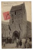 Cpa SAINT CAST Naufrage Du Hilda La Vieille Eglise Où Furent Déposés Le 60 Cadavres - Saint-Cast-le-Guildo