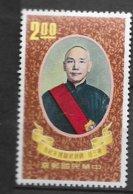 Formose Taiwan   N°   370  Tchang Kaï Chek Neuf * *   TB  =  MNH  VF   Soldé ! ! ! Le Moins Cher Du Site ! ! ! - 1945-... Republic Of China