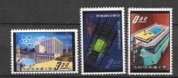 Formose Taiwan   N°   388 ; 388A Et 388B  Neufs  * *   TB  =  MNH  VF   Soldé ! ! ! Le Moins Cher Du Site ! ! ! - 1945-... République De Chine