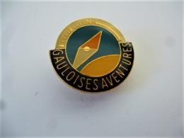 PINS GAULOISE AVENTURES   / 33NAT - Badges