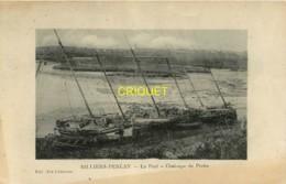 56 Billiers-Penlan, Le Port, Chaloupes De Pêche, Carte Pas Courante - France