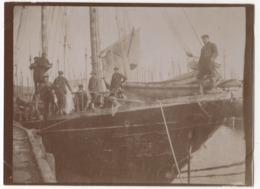 """° SAINT PIERRE & MIQUELON ° Goëlette Saint-Pierraise """" Le Terre Neuve""""  ° PHOTO Prise Par Le Docteur ALLIOT ° - Saint-Pierre-et-Miquelon"""
