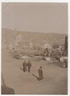 ° SAINT PIERRE & MIQUELON ° Ruines De L'église  ° PHOTO Prise Par Le Docteur ALLIOT ° - Saint-Pierre-et-Miquelon
