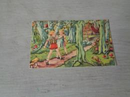 Carte ( 238 ) Fantaisie  Fantasie - Thème Champignon  Champignons   Paddestoel  Paddestoelen  Conte  Sprookje - Champignons