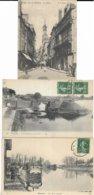 58 - Lot De 3 Cartes Postales De NEVERS ( Nièvre ) - Voir Le Scan - Nevers