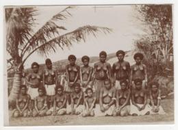 ° NOUVELLE CALEDONIE ° Groupe De Femmes ° PHOTO ° - Nieuw-Caledonië