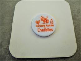 JETON DE CADDIE Domaine Apicole De Chezelles / Abeille / Ruche  Miel / 33NAT - Trolley Token/Shopping Trolley Chip