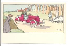 Harry Elliot-Voitures.Paris-collect.Ed.S No 7 - RARE! - Elliot