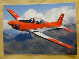 PILATUS  PC-7 SWISS AIR FORCE   A-936 - 1946-....: Ere Moderne
