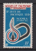 New Caledonia 1966 2nd South Pacific Games MNH   SG 400 - Neukaledonien