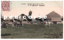80 Chaulnes  Propriété De M.Boitel Maire - Chaulnes