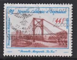 New Caledonia 1985 Marguerite La Foa Suspension Bridge Used  SG 766 - Neukaledonien