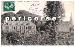 27  Vraiville  Le Château - Autres Communes
