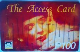 P T And T  Access Card - Filippijnen