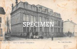 Ecole Et Maison Communale - Saint-Mard - Virton