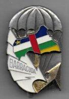 Opération Barracuda - Insigne Delsart - Army