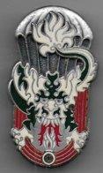 1 T.D.N.D.  Bataillon Para Vietnamien - Insigne Delsart R 1979 - Army