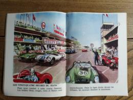 BON VOYAGE / EDITIONS BIAS PARIS / 1963 / Voitures, Avions, Motos, Camions, 24 H Du Mans, Camions, Bateaux, Trains, ... - Livres, BD, Revues
