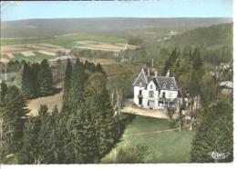 JUJURIEUX - Vue Aérienne - Château Des Guérets - Other Municipalities