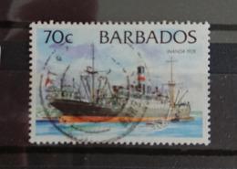 Barbades1994 - YT 1897 SG 1035B Mi 864 Scott 880  - Bateau Voilier - Oblitéré - Barbados (1966-...)