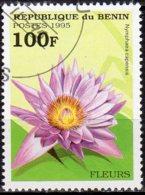 Bénin Yvert N° 708AX Oblitéré Fleurs Lot 13-91 - Benin – Dahomey (1960-...)