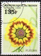 Bénin Yvert N° 708AY Oblitéré Fleurs Lot 13-92 - Benin – Dahomey (1960-...)