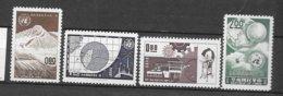 Formose Taiwan   N° 397 à 400  émis Neufs (*)  B/ TB    Soldé ! ! !     Le Moins Cher Du Site ! ! ! - 1945-... République De Chine