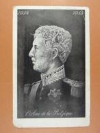 Albert Ier (arcimboldesque) L'Ame De La Belgique 1914-1915 - Familias Reales