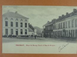 Thourout Place Du Bourg (Nord) Et Rue De Bruges - Torhout