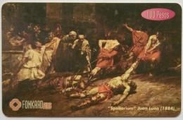 Bayan Tel 100 Pesos V Card - Filippijnen