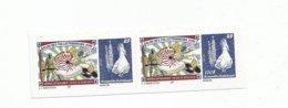 1276 Et 1276A   Rare Timbres Personnalisés  Normal Tenant à 110francs  (pag4) - Unused Stamps
