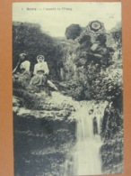 Sivry Cascade De L'étang (animée) - Sivry-Rance